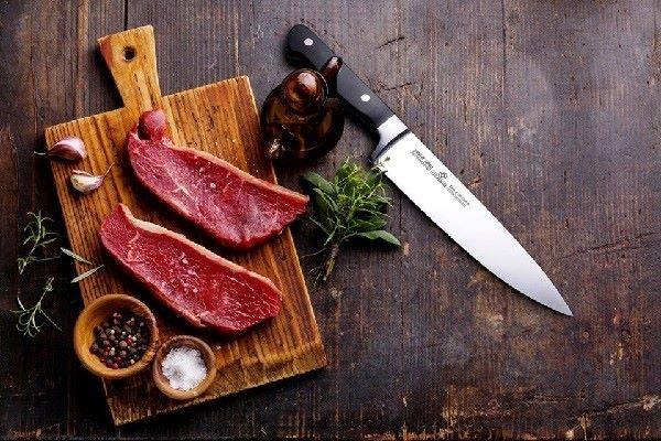 Dùng dao như một Đầu Bếp Chuyên Nghiệp