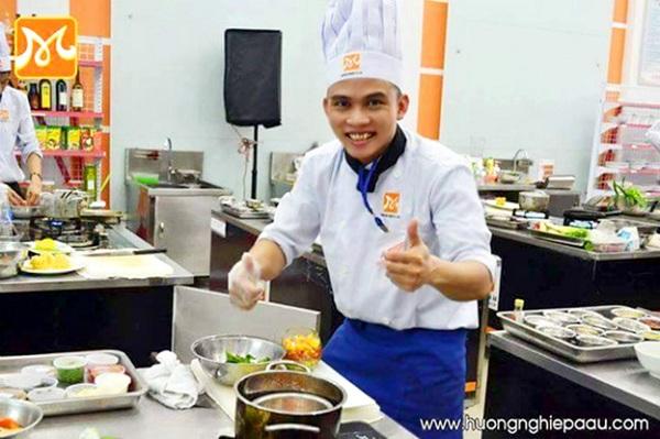 bếp trưởng bếp Âu tại Al Fresco's Group