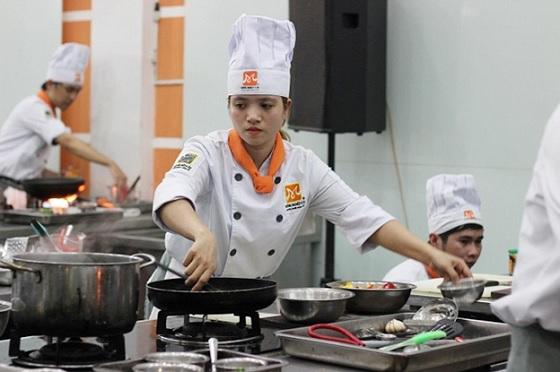 Xác định được hướng phát triển của bản thân mình trong nghề Bếp