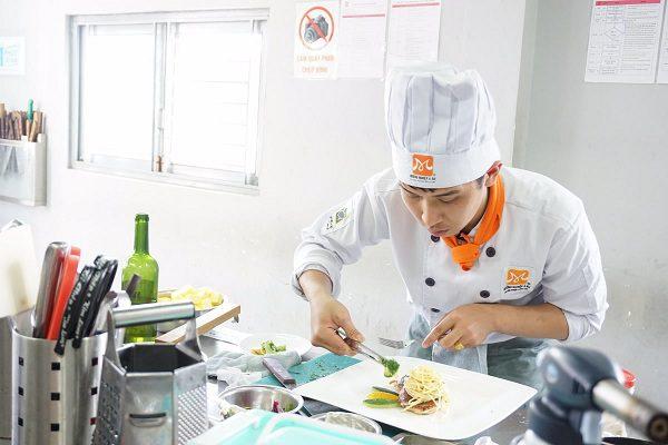 học nghề đầu bếp ở buôn ma thuột