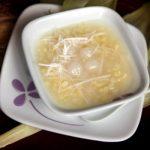 Chè bắp nếp nước cốt dừa
