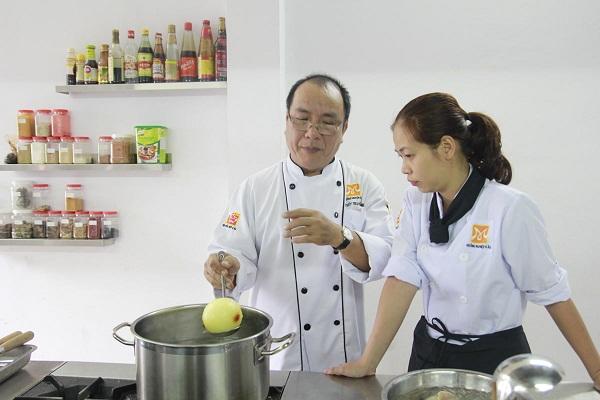 Dạy nấu ăn vừa học vừa làm