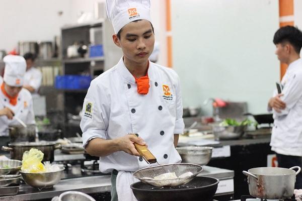 Khám phá ẩm thực châu á tại trường dạy nấu ăn ở tp.hcm
