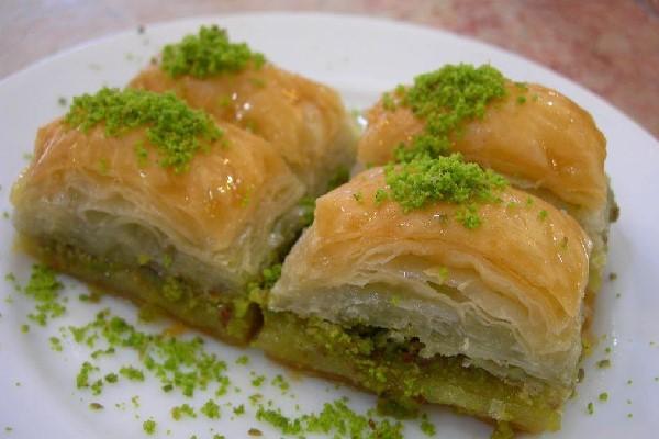 bánh Baklava Thổ Nhỉ Kỳ