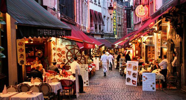 Những thành phố cho tín đồ nghiền chocolate
