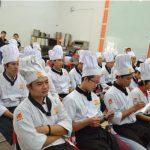 Đào tạo đầu bếp hàng đầu
