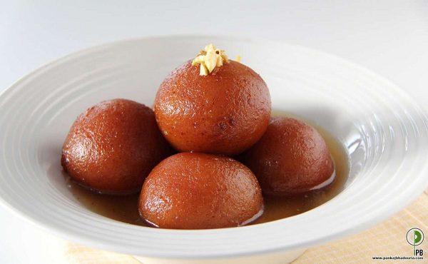 Gulab Jamun đặc sản của Ấn Độ