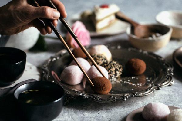 Mochi là món ăn truyền thống Nhật