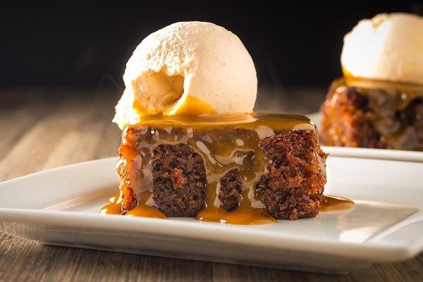 Stick Toffee Pudding nước Anh