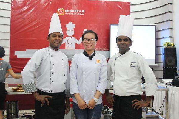 Trường dạy làm đầu bếp
