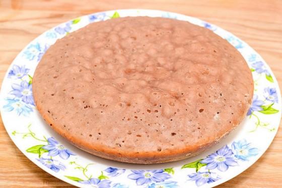 bánh socola làm từ nồi cơm điện