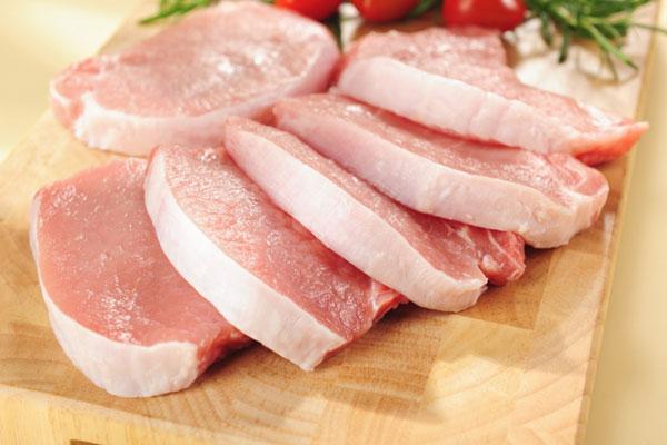 Thịt heo thăn