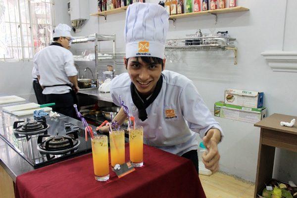 Chinh phục giấc mơ nghề bếp