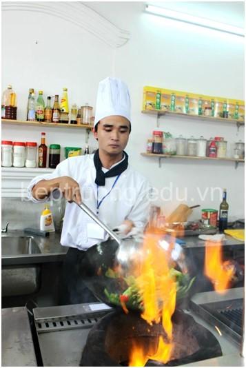 Nghề bếp niềm đam mê của cuộc sống