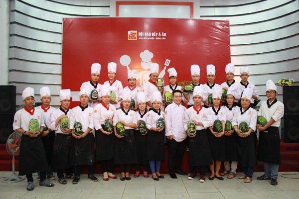 truong day nau an huong nghiep a au