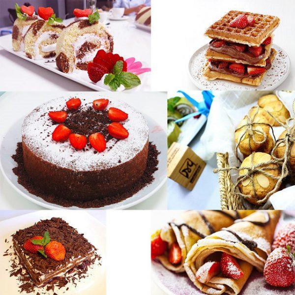 Các loại bánh siêu ngon