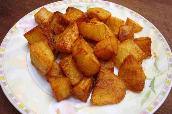 Khoai tây chiên vàng