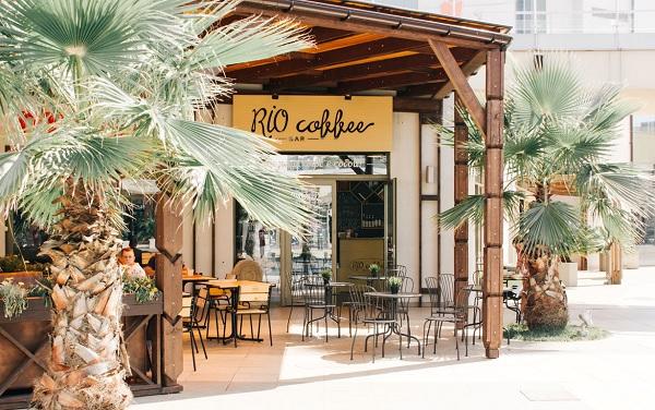 mặt bàng quán cafe