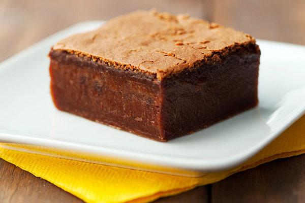 Bánh chocolate làm bằng bột nếp