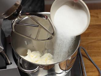 cách làm bánh cheescase 3 lớp