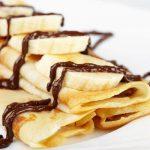 Bánh Omelette chuối