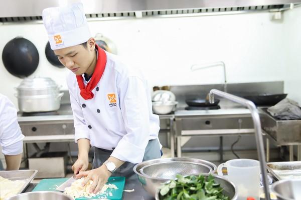 Học nấu ăn từ cơ bản
