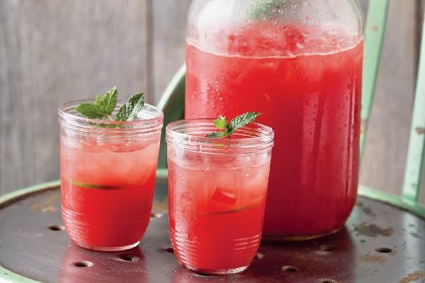 Hương vị soda dưa hấu