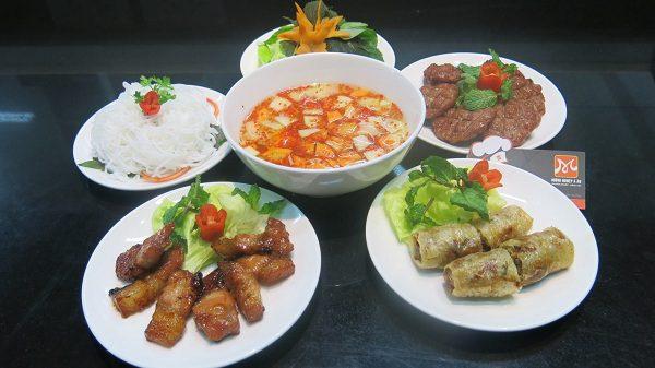 món ăn Việt chinh phục thế giới