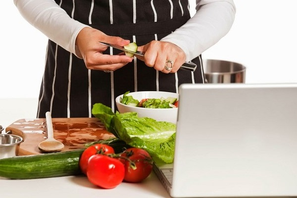 Xu hướng học nấu ăn online