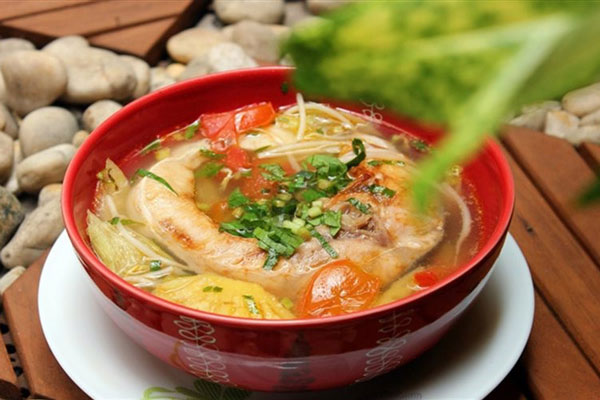 Image result for Canh chua xứ Huế: