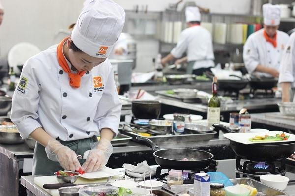 Niềm đam mê bất tận với nghề bếp