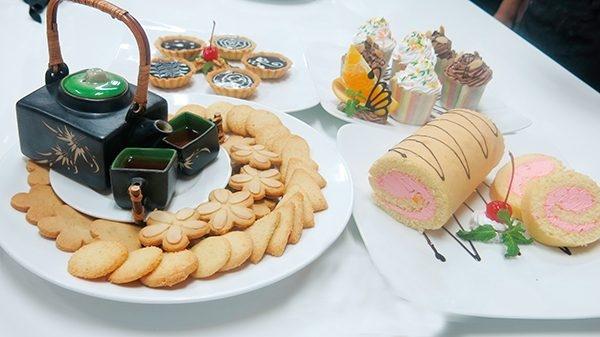 Sản phẩm bánh của học viên