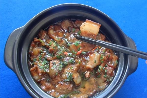 Thịt ram ngon quen thuộc với hương vị mới lạ