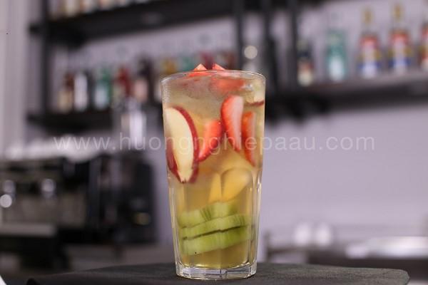Trà trái cây