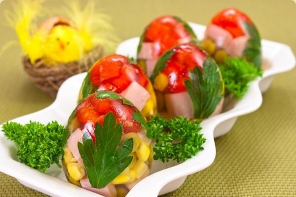 Cách làm món trứng thập cẩm trong suốt tuyệt ngon