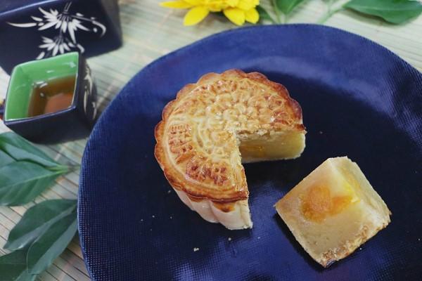 Bánh trung thu không lò nướng