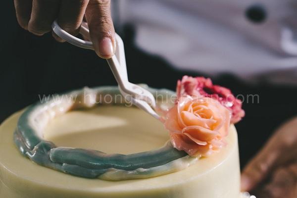 Học làm bánh ở đâu