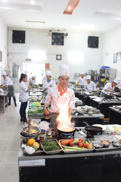 nghề bếp