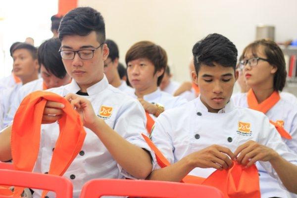 Trung tâm đào tạo nghề nấu ăn