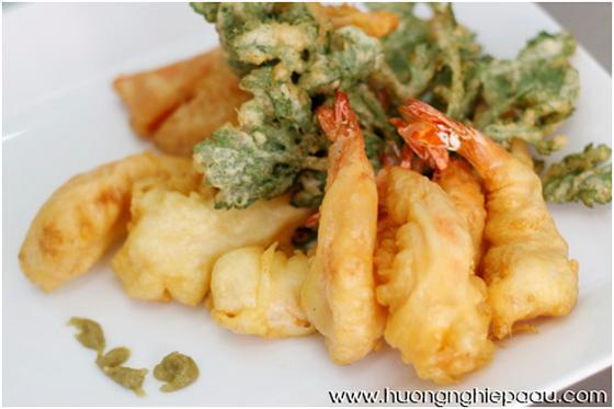 món tempura