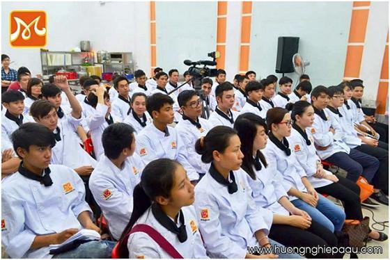 tân học viên lớp k148 đến k152