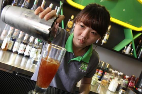 bartender liệu có là nghể cám dỗ