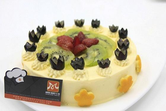 Chiếc bánh do chính tay bạn làm sẽ là món quà ý nghĩa để dành tặng cho những người thân yêu vào những dịp đặc biệt