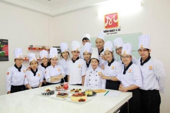 Tìm trường dạy nấu ăn chuyên nghiệp