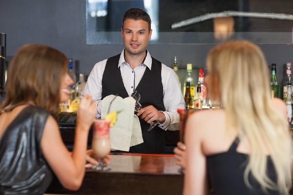 Văn hóa quầy Bar
