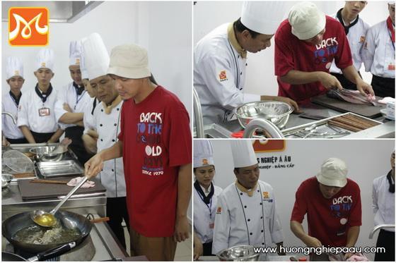chuyên gia ẩm thực malaysia
