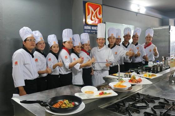 Khai giảng khóa bếp trưởng đầu tiên tại Đà Nẵng