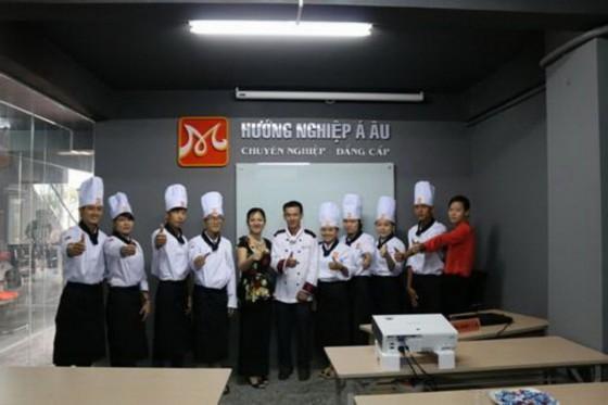 học viên Bếp Trưởng Á Âu đà nẵng