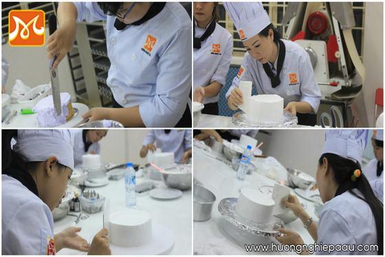 kỹ thuật chà láng kem