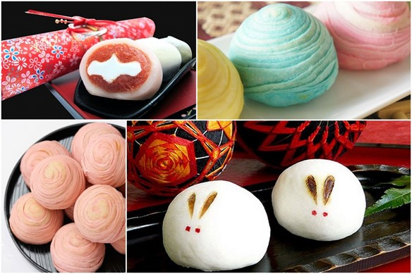 Bánh Trung Thu Nhật Bản – Sự Mới Lạ Từ Xứ Sở Hoa Anh Đào